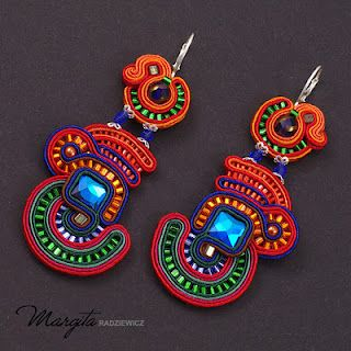 margita radziewicz's elemento soutache earrings