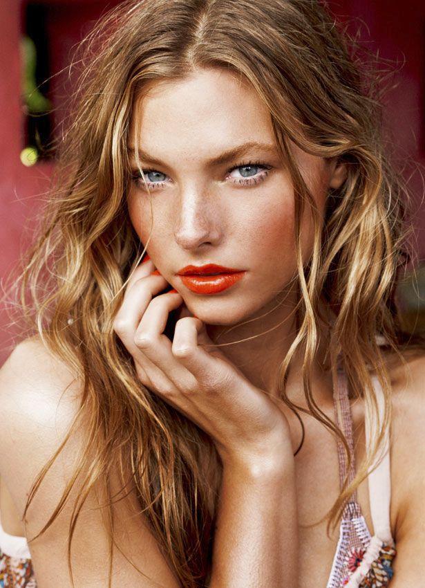 16 Ways To Rock Orange Makeup This Summer