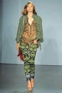 Batik Matthew Williamson Spring 2012