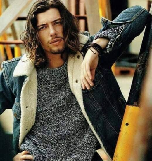 Benedict Samuel (Wolf); loving him & his acting.. hope we get to see more of him.