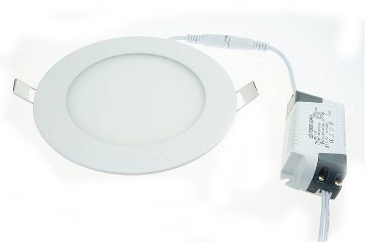 LED paneel rond 9W 149mm