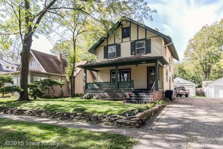 628 38th St, Des Moines, Iowa, MLS# 505411, 3 bedroom, 3 bathroom, $175000, Des Moines Homes for Sale