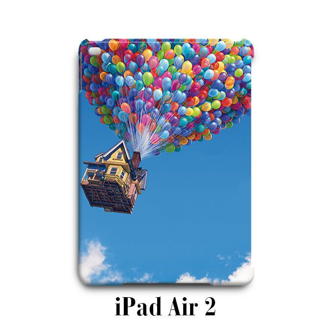 UP Balloons House iPad Air 2 Case Cover