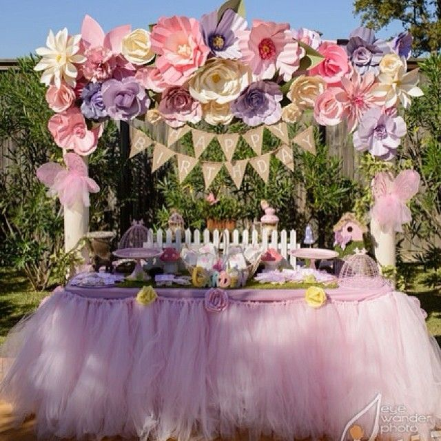 Gorgeous Butterfly Dessert Table On Our Site Catchmyparty