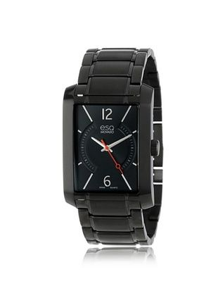 56% OFF ESQ Movado Men's 07301411 Synthesis Black Ion-Plated Stainless Steel Watch