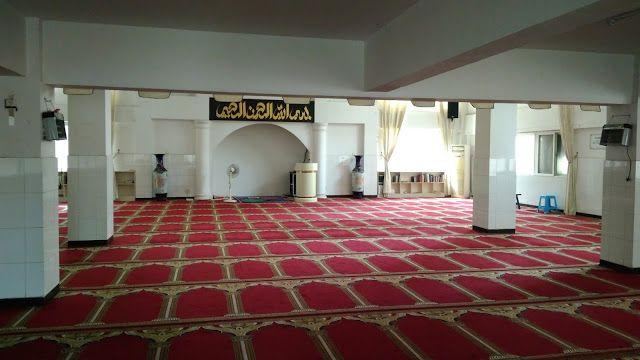 Masjid Huayuanjie Zhengzhou China 花园街清真寺