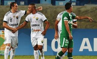 Blog Esportivo do Suíço:  Cuiabá derrota Chapecoense e conquista vitória histórica na Sul-Americana