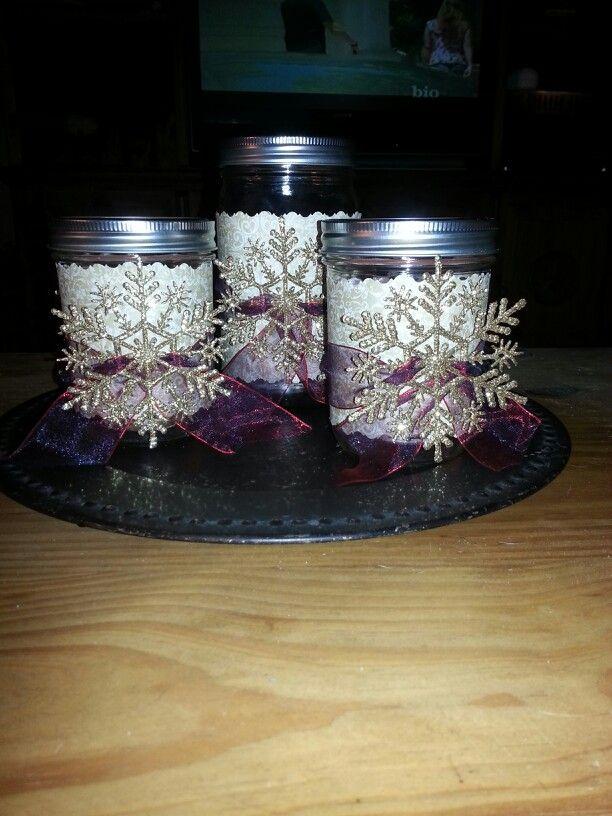 Christmas Mason Jars Christmas Crafts Amp Ideas Mason