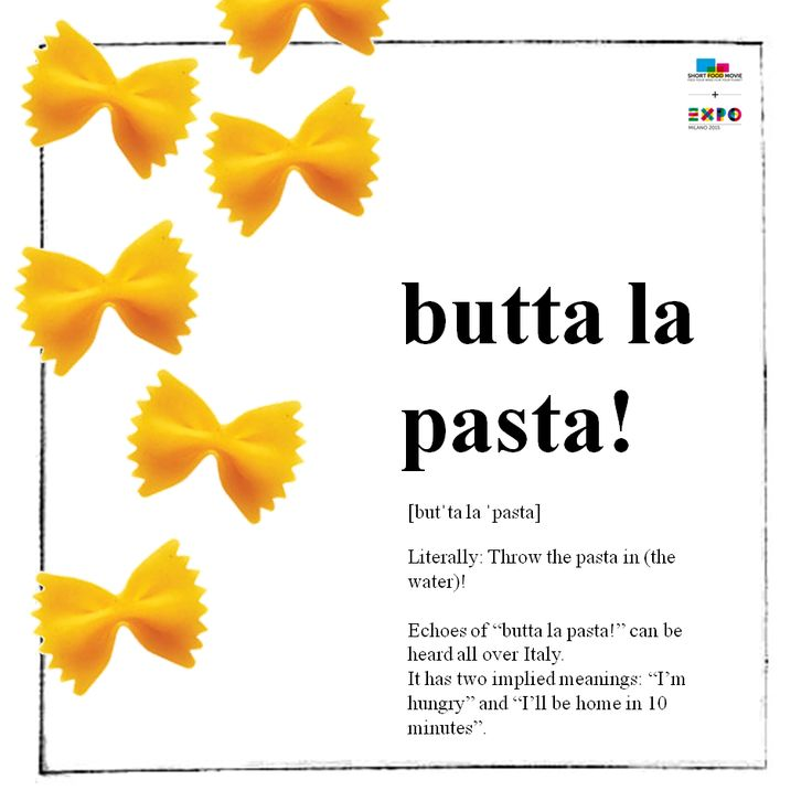 Learning Italian Language ~ Learn Italian with #ShortFoodMovie! Lesson #1