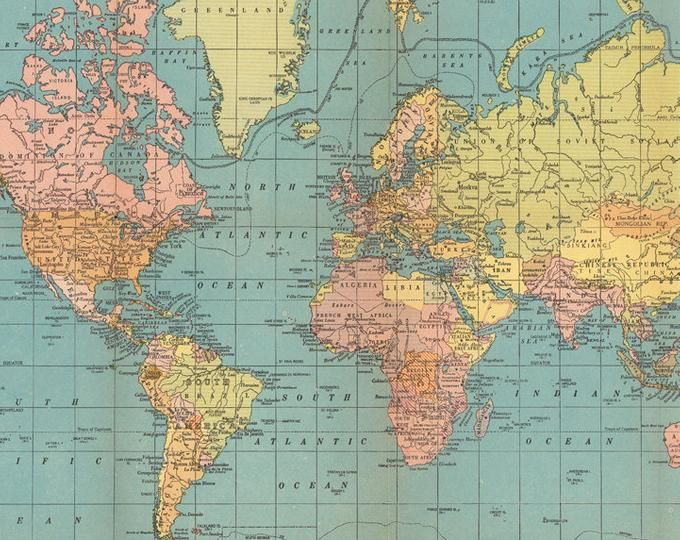 Digital World Map Printable High Resolution World Map Poster Etsy World Map Printable World Map Poster World Map Design