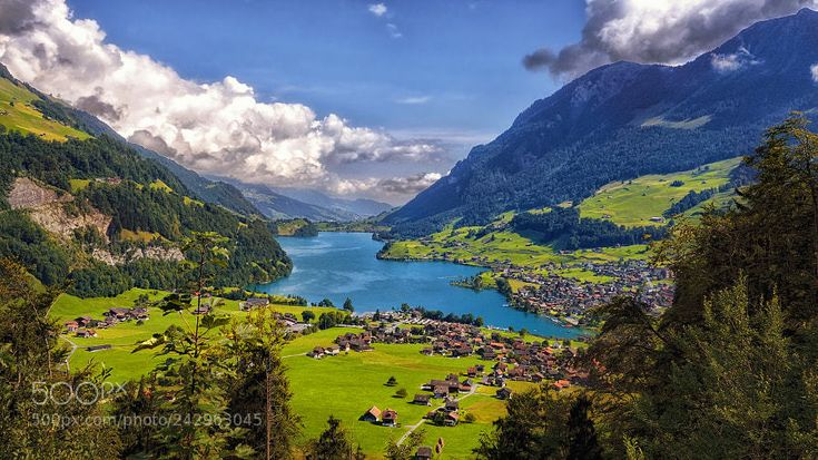 swiss country