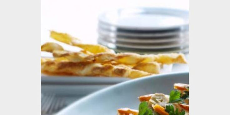 Valmista Parmesaani juustotikut tällä reseptillä. Helposti parasta!