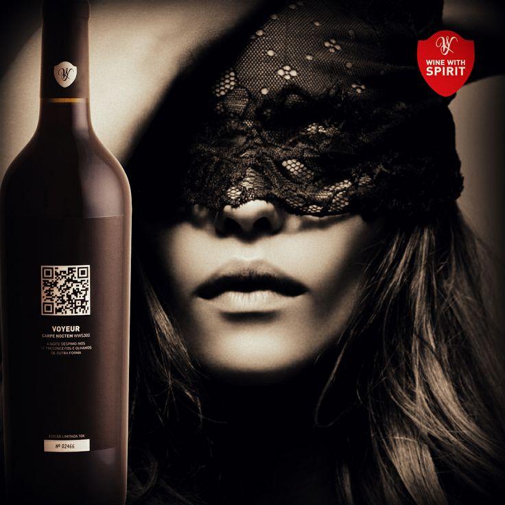 AT NIGHT WE TAKE OFF OUR PREJUDICE AND SEE WITH DIFFERENT EYES!  www.winewithspirit.net  #WineWithSpirit #saturday #vinho #wine #portugal #carpenoctem #voyeur