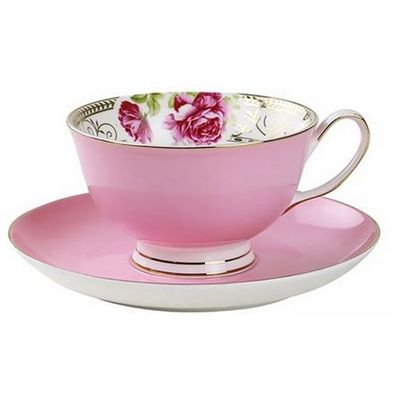 Everybody loves a bit of retro, it reminds us of days gone by and time spent with Grandma on a cool autumn afternoon and this lovely pink Spring Fling teacup is just the thing. Don't deny it! We've seen you buying those 1950s phone replicas, wearing tweed and sneaking in and out of op-shops. And we don't blame you, either. Anything retro seems to have a certain charm about it that's difficult to recreate…but Robert Gordon have come oh-so close to perfecti...