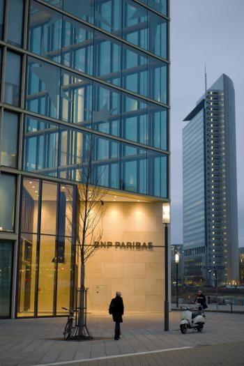 BNP Paribas en Allemagne
