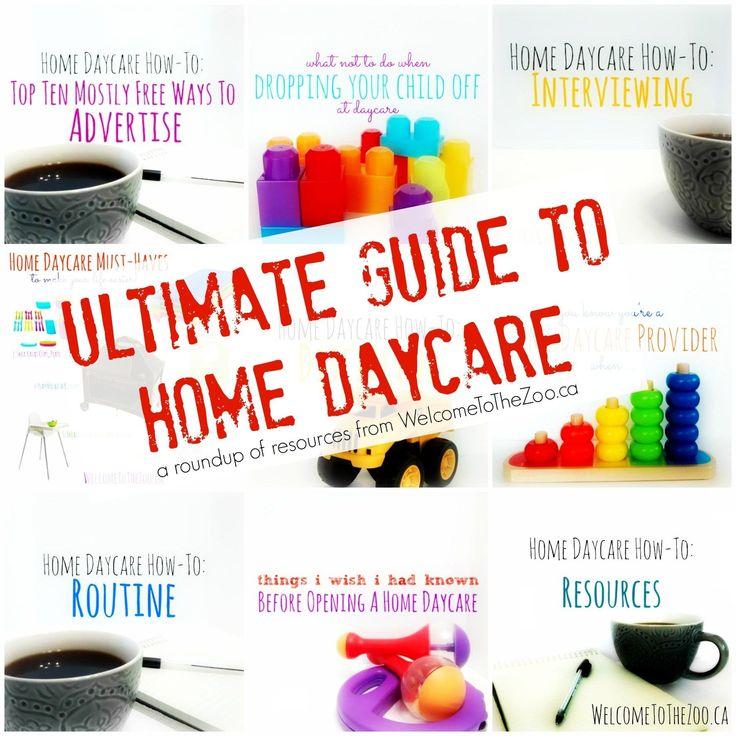 Best 25+ Home Childcare Ideas On Pinterest