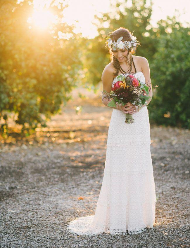 Fair Trade Bohemian Bride