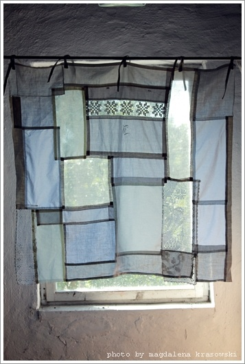 idée : avec serviettes vintage