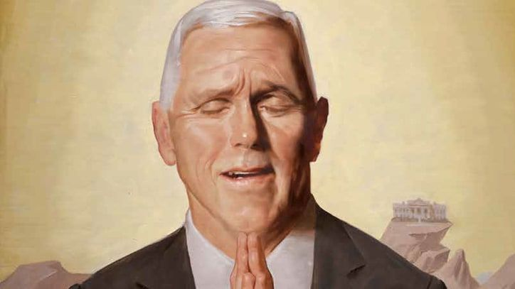 The Radical Crusade of Mike Pence