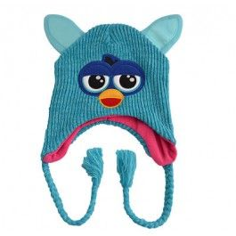 Furby Knitted Beanie/Hat $22.99