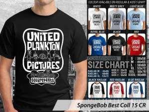 Kaos Spongebob United Plankton, Kaos Spongebob Plankton Friendship