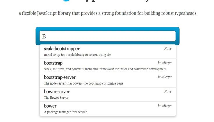 10 Best jQuery Autocomplete Plugins 2014