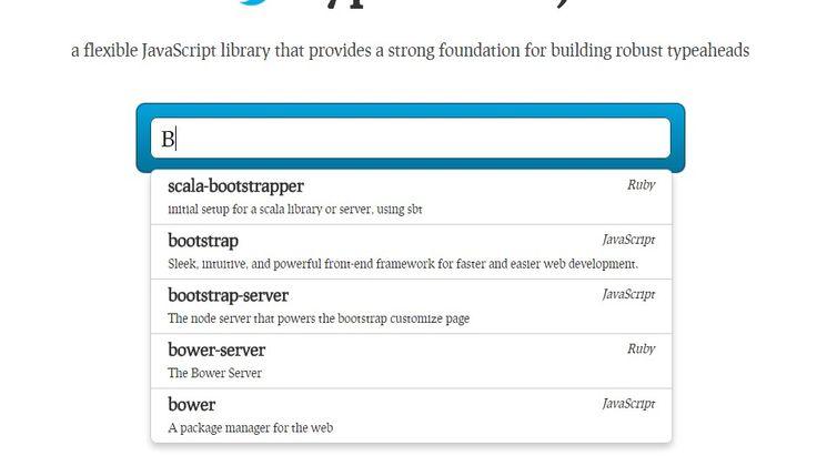 10 Best jQuery Autocomplete Plugins 2014