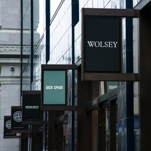 The Regent Street Quadrant, just off #RegentStreet, hosts an array of unique menswear brands including Rapha, Woolrich, Jack Spade, Wolsey and Stone Island.
