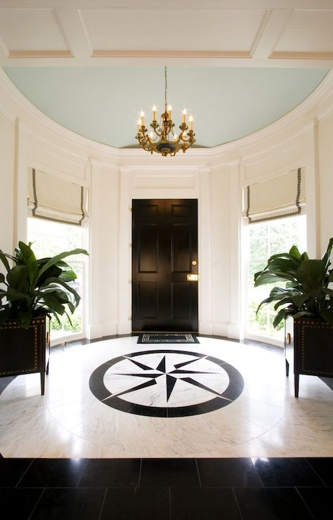 Circular Enty Foyers Margaux Interiors Limited