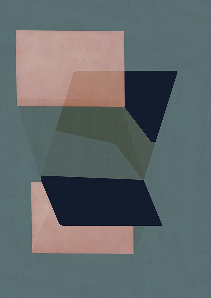Jesus Perea Abstract composition 520.