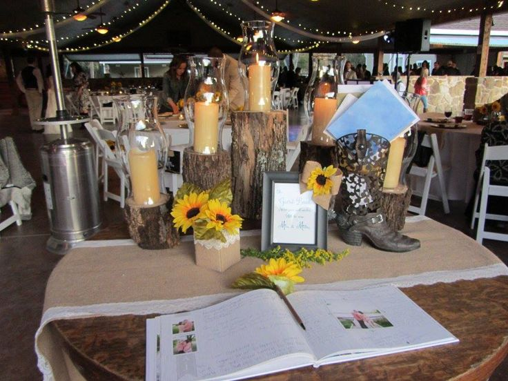 17 Best 1000 images about Rustic Wedding Decor on Pinterest Popular