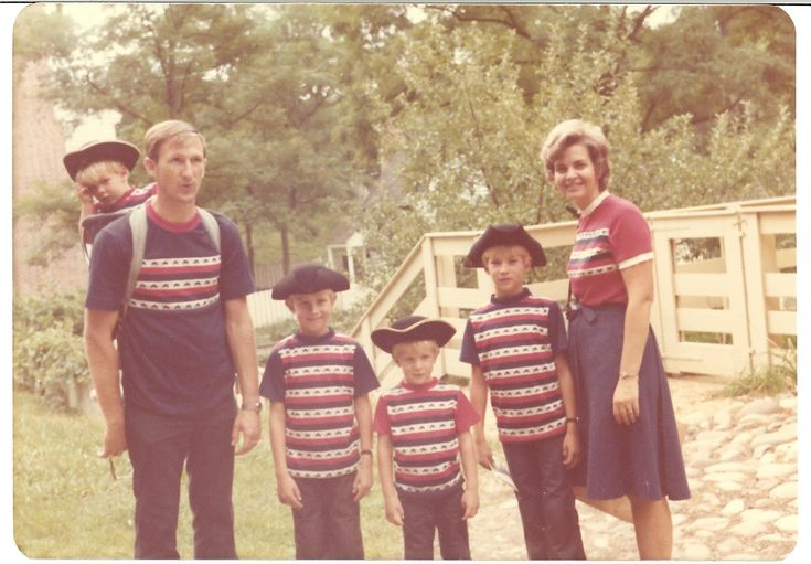 It's only 1975, but people are already gearing up for the big 1976 Bicentennial celebration!