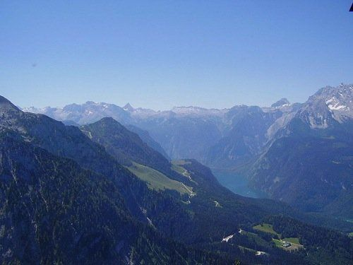 eagles nest germany, konigssee view