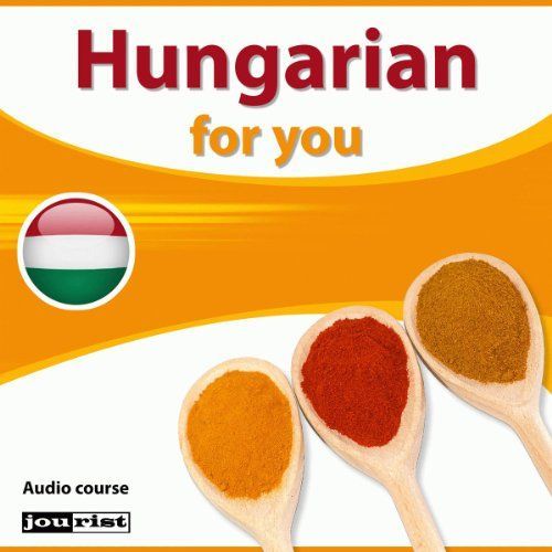 """Hungarian for you:   Learn the most important words and phrases for everyday situations and travelling with the audio-learning course """"Hungarian for you"""". More than 1300 words and phrases are arranged by topic, summarised in chapters and is authentic in conveying the most important basics of the language. Thus you can concentrate on learning words and phrases from certain topics such as """"basics"""", """"travel"""", """"bank"""" or """"means of communication"""". With this vocabulary you will be able to pla..."""