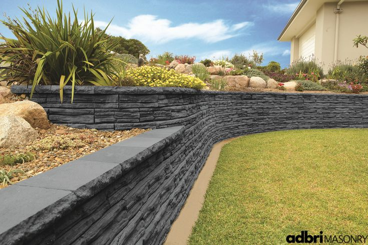 We love the look of Natural Impressions (Charcoal)