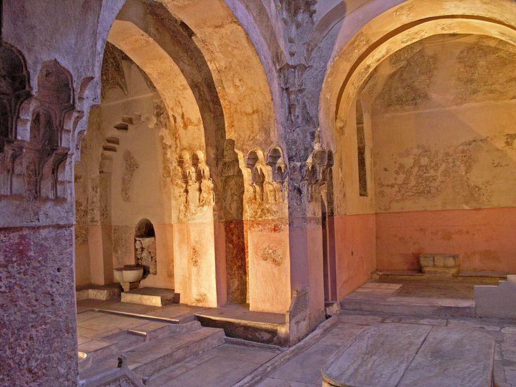 Das Bey-Hammam in Thessaloniki (museal erhalten)