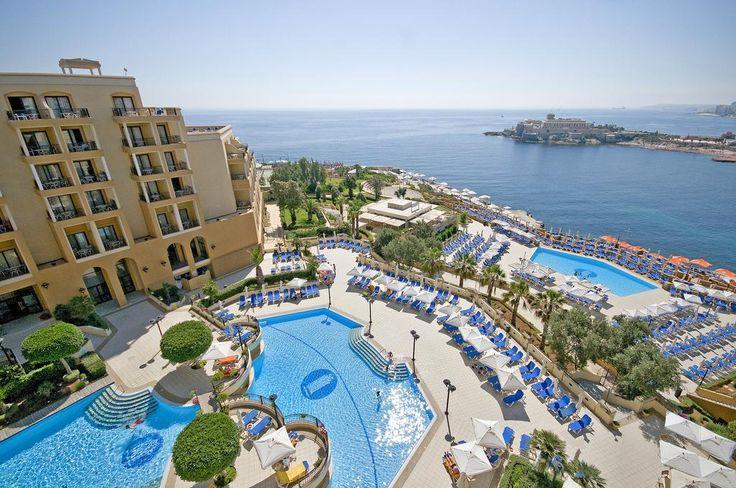 Corinthia Hotel St. George's Bay - Malta Hotel Direct