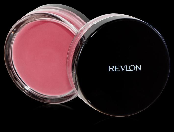 """Seriously the best blush I've used. I have it in """"Charmed"""" which is a perfect for the just-came-in-from-the-cold flushed look. Cream Blush - Revlon"""