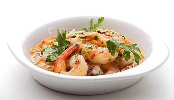 #RECETAS_en_ESPAÑOL / Gourmet, el placer de comer bien » Camarones al Pil Pil http://www.gourmet.cl/receta/camarones-al-pil-pil/