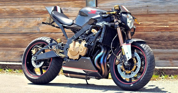 honda cbr 600 cafe racer | bikes] Les Plus beaux café racer et choppers et fighters