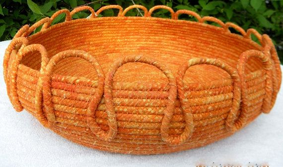 Hey, I found this really awesome Etsy listing at https://www.etsy.com/listing/151638028/fabric-wrapped-basket