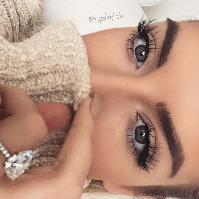 Perfect/lashes/makeup