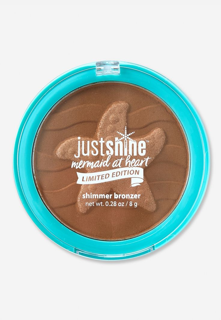 Just Shine Limited Edition Shimmer Bronzer