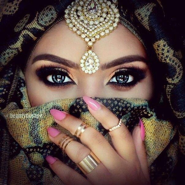 Arabian Eye Makeup Tutorial | Beauty Dosage