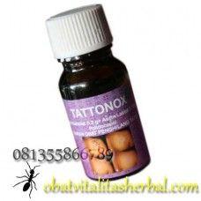 TATTONOX Obat Menghilangkan Tato Permanen