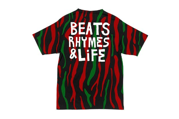 "A Tribe Called Quest x Applebum ""Beats, Rhymes & Life – The Travels of A Tribe Called Quest"" T-shirt"