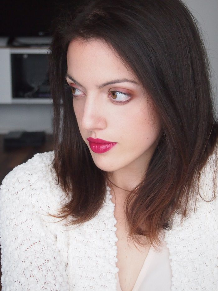 Herbstmake up mit Givenchy Beautybloggerparade