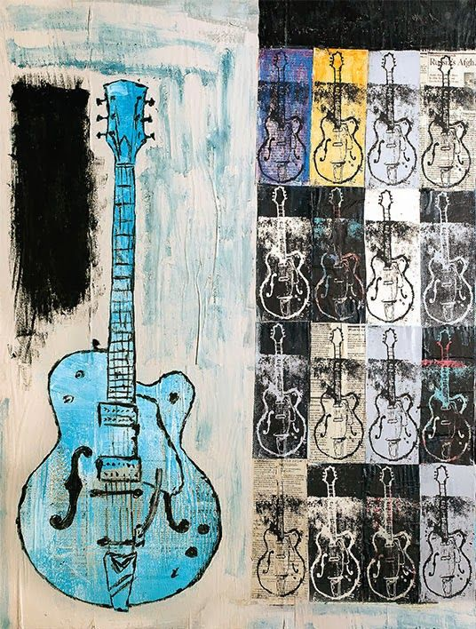 tim armstrong art | Tim Armstrong Avenues & Alleyways Solo Art Show
