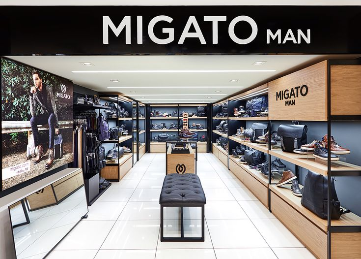Με το νέο retail concept MIGATO MAN ενισχύει την παρουσία της η MIGATO στο attica City ...