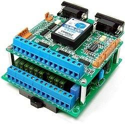 elettroshop.com - Sistema Integrato Per Controllo Industriale (220V), Sistema integrato per il controllo industriale che comprende:    - Cubloc CB280  - Scheda periferiche  - Scheda di alimentazione  - Scheda a relè